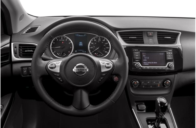 Nissan Sentra Interior 1