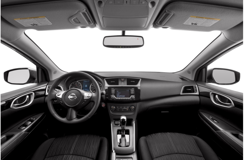 Nissan Sentra Interior Pic2